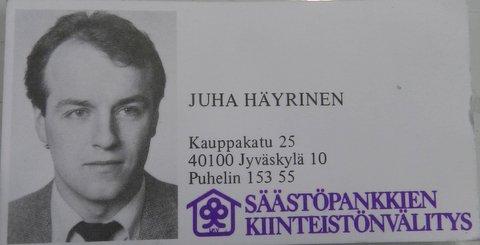 Juha H_muistoja